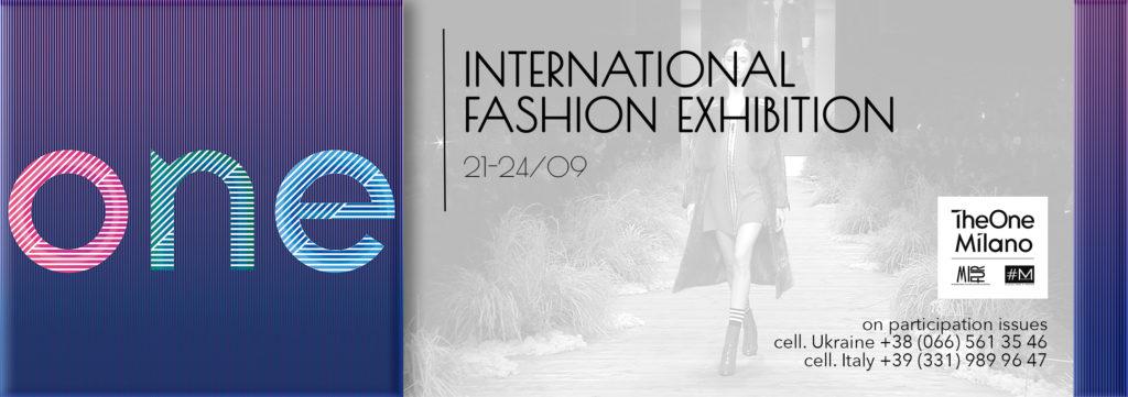 Найбільша виставка жіночого одягу прет-а-порте високого сегменту The One MILANO