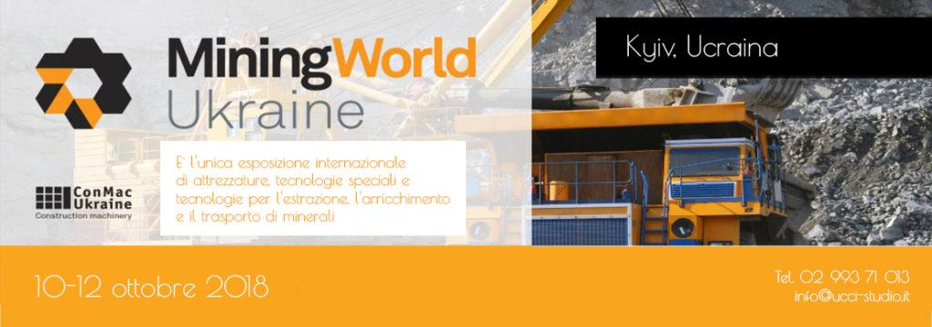 E` l'unica esposizione internazionale Mining World Ukraine