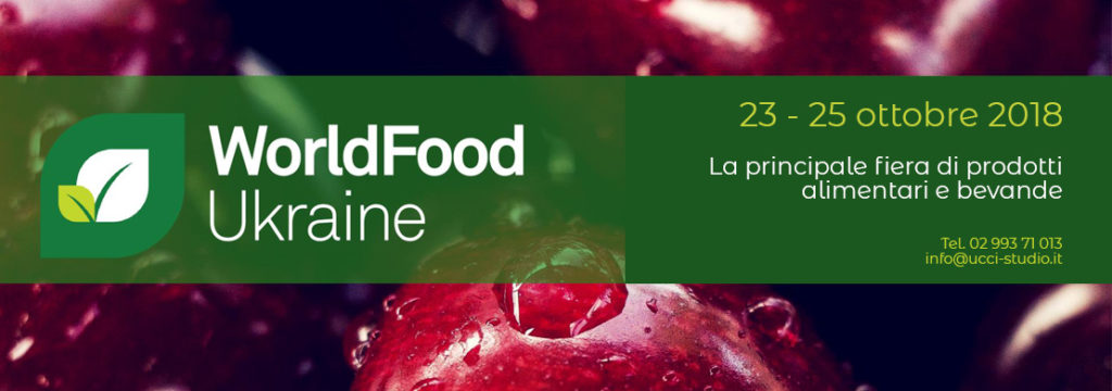 La principale fiera Ucraina WorldFood Ukraine